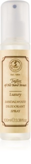 Taylor of Old Bond Street Sandalwood desodorizante em spray