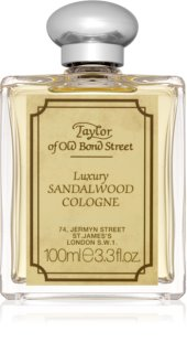 Taylor of Old Bond Street Sandalwood acqua di Colonia per uomo 100 ml