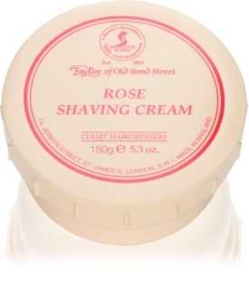 Taylor of Old Bond Street Rose creme de barbear