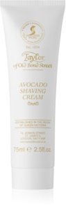 Taylor of Old Bond Street Avocado Shaving Cream In Tube