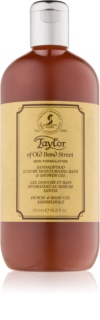 Taylor of Old Bond Street Sandalwood gel de dus si baie