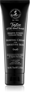 Taylor of Old Bond Street Jermyn Street Collection Shaving Cream for Sensitive Skin In Tube