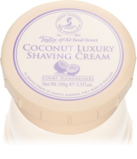 Taylor of Old Bond Street Coconut  Rasiercreme