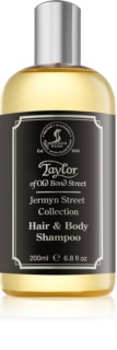 Taylor of Old Bond Street Jermyn Street Collection shampoing corps et cheveux