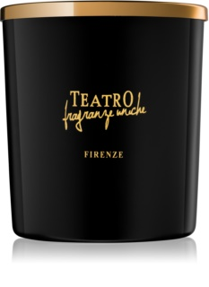 Teatro Fragranze Nero Divino ароматна свещ  (Black Divine) 180 гр.