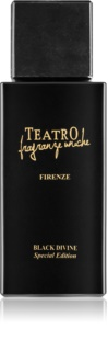 Teatro Fragranze Black Divine eau de parfum unissexo 100 ml
