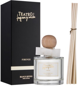 Teatro Fragranze Bianco Divino Aroma Diffuser With Refill 100 ml