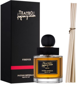 Teatro Fragranze Incenso Imperiale aroma difuzor cu rezervã (Imperial Oud) 100 ml