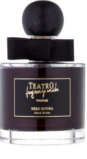 Teatro Fragranze Nero Divino Aroma Diffuser mit Nachfüllung 100 ml