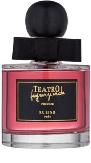 Teatro Fragranze Rubino aroma difuzér s náplní 100 ml
