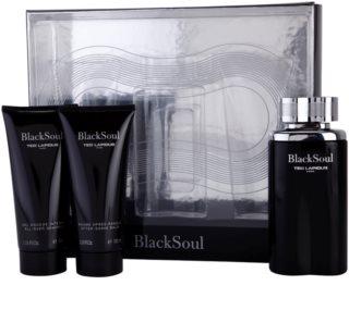 Ted Lapidus Black Soul Geschenkset I.