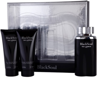 Ted Lapidus Black Soul coffret cadeau I.