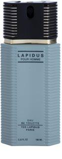 Ted Lapidus Lapidus Pour Homme woda toaletowa tester dla mężczyzn 100 ml