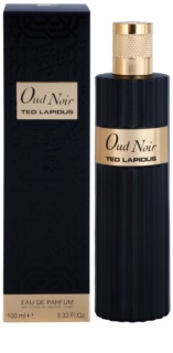 Ted Lapidus Oud Noir parfemska voda uniseks 100 ml