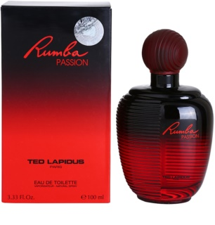 Ted Lapidus Rumba Passion Eau de Toilette Damen 100 ml