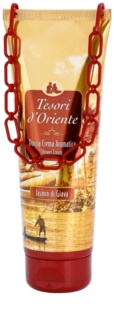Tesori d'Oriente Jasmin di Giava gel de duche para mulheres 250 ml