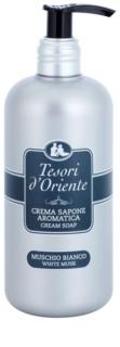 Tesori d'Oriente White Musk Geparfumeerde zeep  voor Vrouwen  300 ml