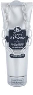 Tesori d'Oriente White Musk krema za prhanje za ženske 250 ml