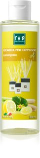 THD Rica Rica Lemongrass recharge pour diffuseur d'huiles essentielles 200 ml