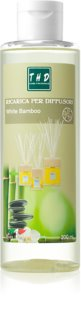 THD Ricarica White Bamboo Refill for aroma diffusers 200 ml