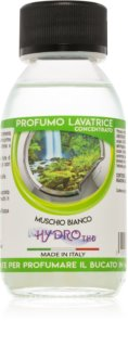 THD Profumo Lavatrice Muschio Bianco Concentrated Fragrance for Washing Machines 100 ml