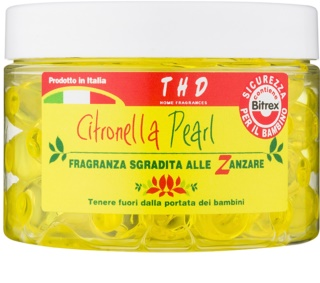 THD Home Fragrances Citronella Pearl pérolas aromáticas 150 ml