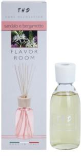 THD Diffusore THD Sandalo e Bergamotto aroma difuzér s náplní 200 ml