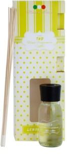 THD Home Fragrances Lemongrass aroma difuzér s náplní 100 ml