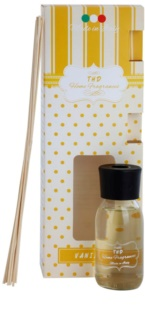 THD Home Fragrances Vanilla Difusor de aromas con esencia 100 ml