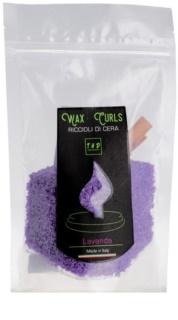 THD Wax Curls Lavanda illatos viasz aromalámpába 100 g