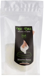 THD Wax Curls Muschio Bianco illatos viasz aromalámpába 100 g