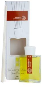 THD Platinum Collection Arancia & Cannella dyfuzor zapachowy z napełnieniem 200 ml