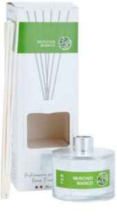 THD Platinum Collection Muschio Bianco aroma difusor com recarga 100 ml