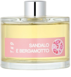 THD Platinum Collection Sandalo E Bergamotto aroma difuzér s náplní 100 ml