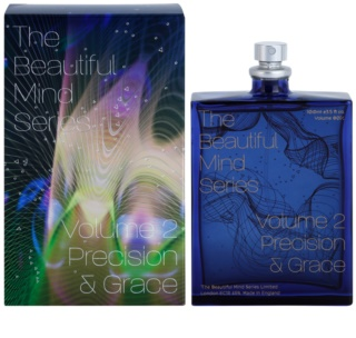 The Beautiful Mind Series Precision & Grace Eau de Parfum unissexo 100 ml