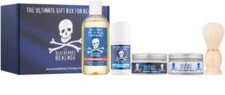 The Bluebeards Revenge Gift Sets Deluxe Kit kozmetički set I. za muškarce