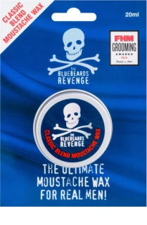 The Bluebeards Revenge Classic Blend cire pour moustache