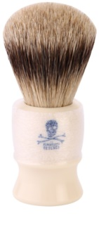 The Bluebeards Revenge Corsair Super Badger Shaving Brush pincel de barbear com pelos de texugo