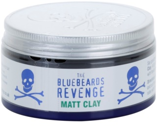 The Bluebeards Revenge Hair & Body argile mate texturisante cheveux