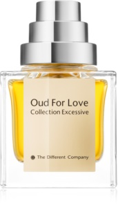 The Different Company Oud For Love eau de parfum mixte 50 ml