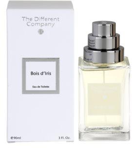 The Different Company Bois d´Iris eau de toilette para mujer 90 ml recargable
