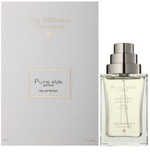 The Different Company Pure eVe Eau de Parfum for Women 100 ml Refillable