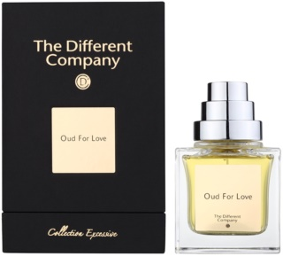 The Different Company Oud For Love Parfumovaná voda unisex 50 ml
