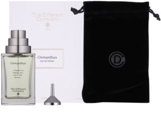 The Different Company Osmanthus Eau de Toilette für Damen 100 ml Nachfüllbar