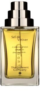 The Different Company Sel de Vetiver eau de parfum teszter unisex 100 ml utántölthető