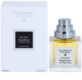 The Different Company Une Nuit Magnetique eau de parfum unissexo 50 ml