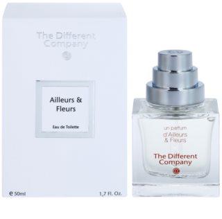 The Different Company Un Parfum d´Ailleurs et Fleurs тоалетна вода за жени 50 мл.
