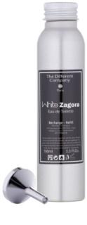 The Different Company White Zagora Eau de Toilette für Damen 100 ml Ersatzfüllung