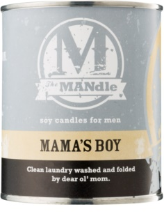 The MANdle Mama's Boy lumânare parfumată  425 g