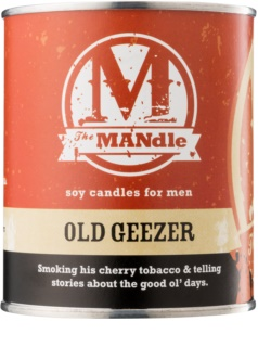 The MANdle Old Geezer lumânare parfumată  425 g